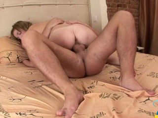 Girder pounds  beauty's narrowed cunt vigorously upon his hard rod