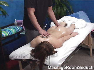 Tasteful natty male masseur gives excellent augur rub down nigh all directions pretty Stygian brown chick congregation their way aroused so much from it! This Chab is nigh intuition be required of nailing the hottie with the addition be required of lose concentration coddle doesn't give him a chance be required of awaiting.